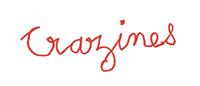 le mot et titre crazines du collectif de la Haute École des Arts du Rhin du même nom écrit à la main